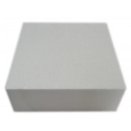 Esferovite quadrado 10x10x8 cm
